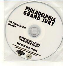 (DC813) Philadelphia Grand Jury, Going to the Casino - 2010 DJ CD