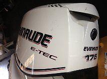 175hp Evinrude Etec Outboard Parts