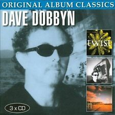 DAVE DOBBYN ~TWIST / THE ISLANDER / HOPETOWN (3CD) ORIGINAL ALBUM CLASSICS