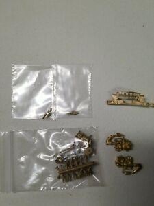 Ho Scale Keystone Brass Parts Lot of 5