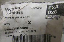 Hyster 816045 Wiper Arm Assembly Connected Wiper Arms