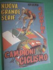 Album + Set Figurine completo Ciclismo VAV 1958 Cycling Anastatica Reproduction
