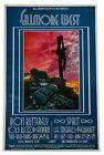 Iron Butterfly Fillmore West June 1969  Original Poster by DAVID SINGER ~ Graham
