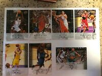 2008-09 UPPER DECK FIRST EDITION BASKETBALL CARD YOU CHOOSE PICK NBA CARDS FS