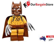 LEGO Minifiguren LEGO-MINIFIGURES SERIES THE BATMAN MOVIE CATMAN MINIFIGURE WITH LEAFLET