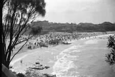 nsw CRONULLA Beach circa 1900-20 modern digital Postcard
