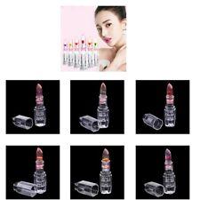 6 Gloss Lip Balm Temperature Color Change Moisturizer Jelly Flower Lipstick