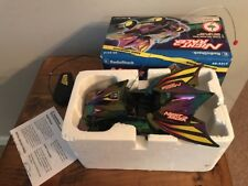 Vintage Radio Shack Night Racer RC Car 60-4219 SELLING FOR PARTS