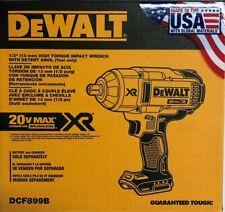 Dewalt DCF899B 1/2 High Torque Impact w/ Detent Pin New in box 2 DAY SHIPPING