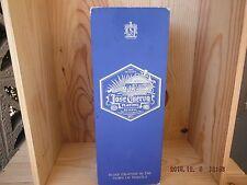 Jose Cuervos Plantino Tequilla Wooden Box