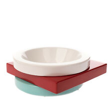 RRP €640 MEMPHIS MILANO Broccoli Fruit Bowl Design by Marco Zanini Made in Italy