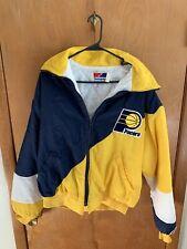 Vintage Indiana Pacers Swingster Jacket Sz L