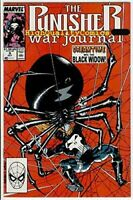 """Marvel Comics - THE PUNISHER WAR JOURNAL: """"Guilt Trip"""" No. 9 Oct. 1989"""