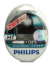 2x Philips H7 Xtreme Vision 130% 55 Watt 12 Volt 12972 Scheinwerfer Frontlampe