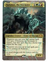 Kalamax the Stormsire Altered Full Art MTG Magic Commander 2020 EDH Temur Spell