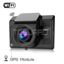 TOGUARD WLAN GPS Auto Kamera DashCam WiFi FHD 1080p Fahrzeug Kamera DVR Recorder