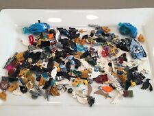 LEGO Minfigure Parts Lot 1/2 Pound All Chima Minifig Parts Masks Lot F429
