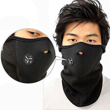 Neoprene Winter Neck Warm Face Mask Veil Sport Motorcycle Ski Bike Biker New LN