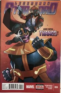 Legendary Starlord 4 2014) Vs Thanos