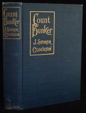 J Storer Clouston Count Bunker 1907 Orkney Author Sequel Lunatic at Large