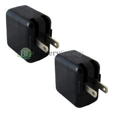 2 HOT! USB RAPID Wall Charger Adapter for Apple Tab iPad 2 3 4 Air Mini 2nd 3rd