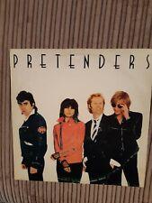 Pretenders Self Titled Debut Vinyl LP  RAL3 NP  Portugal Press