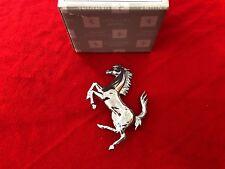 Ferrari Horse,Badge,Logo,Emblem,Ferrari 348,355,360,599,612,FF,CALIFORNIA