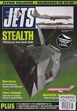 Jets Magazine Nov/Dec 2013 (F-177 Stealth, Brabazon v. XC-99, Yom Kippur)