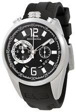 Bomberg 1968 Black Dial Mens Chronograph Watch NS44CHSS.0076.2