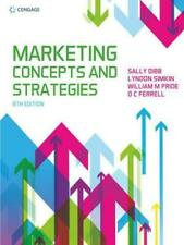 Marketing Concepts and Strategies by Sally Dibb (author), Lyndon Simkin (auth...
