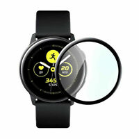 For Samsung Galaxy Active Smart Watch 3D Curved Tempered Film Screen Protec Y3V4