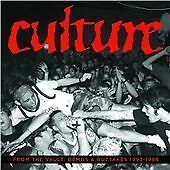 Culture - From the Vault  (Demos & Outtakes 1993-1998, CD 2012 ) NEW / SEALED