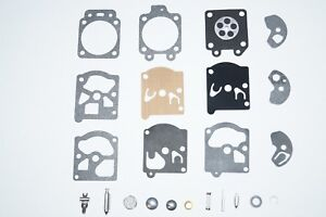 Vergaser Membran Walbro FS40 FS44 FS85 FS86 FS88 FS90 FS106 Membransatz Stihl vm