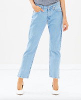 LEVI'S 501 Crop (Boyfriend fit) Jeans Women's, Authentic, BRAND NEW!(5229800000)