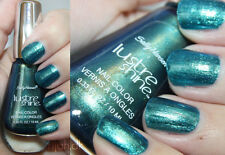 NEW! Sally Hansen Lustre Shine Nail Polish Lacquer in SCARAB #007 BLUE
