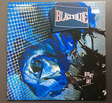 BLACK 'N BLUE - Without Love Vinyl LP Record Stamped Promotional Copy 1985 NMint