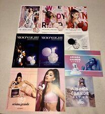 Ariana Grande ARI Sweet Like Candy Moonlight Cloud Thank U Next Promo Card promo