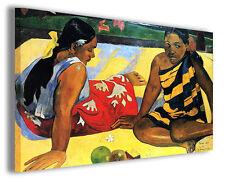 Quadri famosi Paul Gauguin vol XXIII Stampa su tela arredo moderno arte design