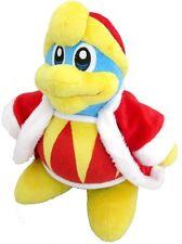 "Official Nintendo Genuine Sanei Kirby All Star 10"" Soft Plush King Dedede NWT"