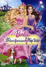 Dvd BARBIE PRINCIPESSA POP STAR  - (2012) ***Contenuti Speciali*** ......NUOVO