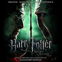 ALEXANDRE OST/DESPLAT -HARRY POTTER & THE DEATHLY HALLOWS PART2 -2 VINYL LP NEU