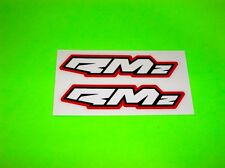 SUZUKI RMZ 250 450 MOTOCROSS SUPERCROSS MOTORCYCLE ATV QUAD STICKERS DECALS #18