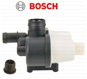Fuel Vapor Canister Leak Detection Diagnostic Pump + Grommet BOSCH for BMW