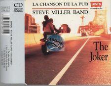 Steve Miller Band The Joker CD MAXI france french pressing LEVI'S