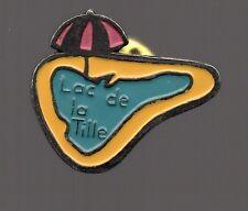 Pin's lac de la Tille (Izier / Cote d'Or)