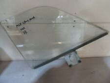 1965 Chevrolet Chevy II 2 door post sedan quarter window glass clear factory P