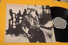 MARK STEWART LP AS THE VENEER OF DEMOCRACY...1°ST ORIG UK 1985 EX TOP