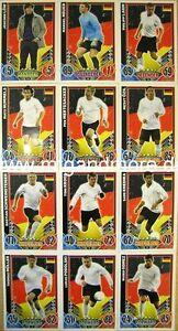 Match Attax Euro EM 2012 - Deutschland Karte aussuchen