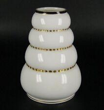 Schönwald Porzellan Vase ca. 1920 Jugendstil / Art Deco Ära ca. 12,5cm RAR