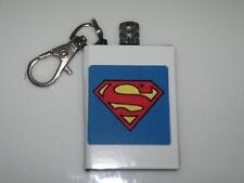 Superman Movie Custom Match Survival Flint Cigarette Lighter Gift Camping